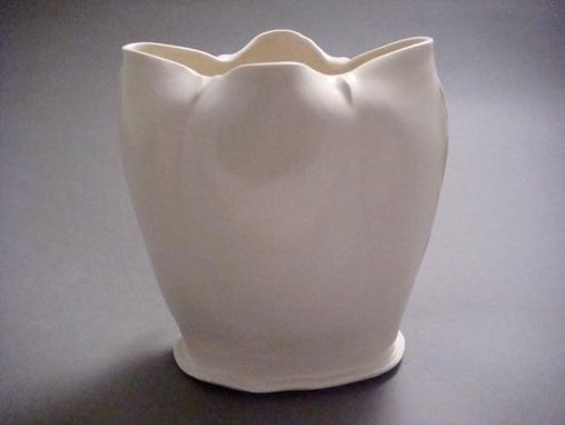 Custom Made Porcelain Vase