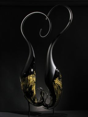 Custom Made Glass Sculpture
