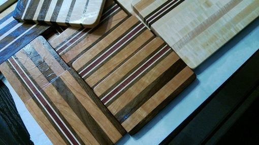 Custom Made Hardwood Cutting Boards