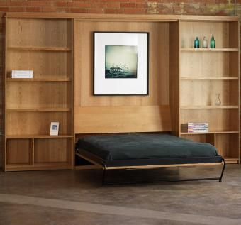Hand Crafted Walnut Street Murphy Beds Custom Sizes And Styles