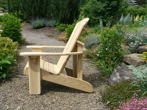 Custom Made Classic Adirondack Chair