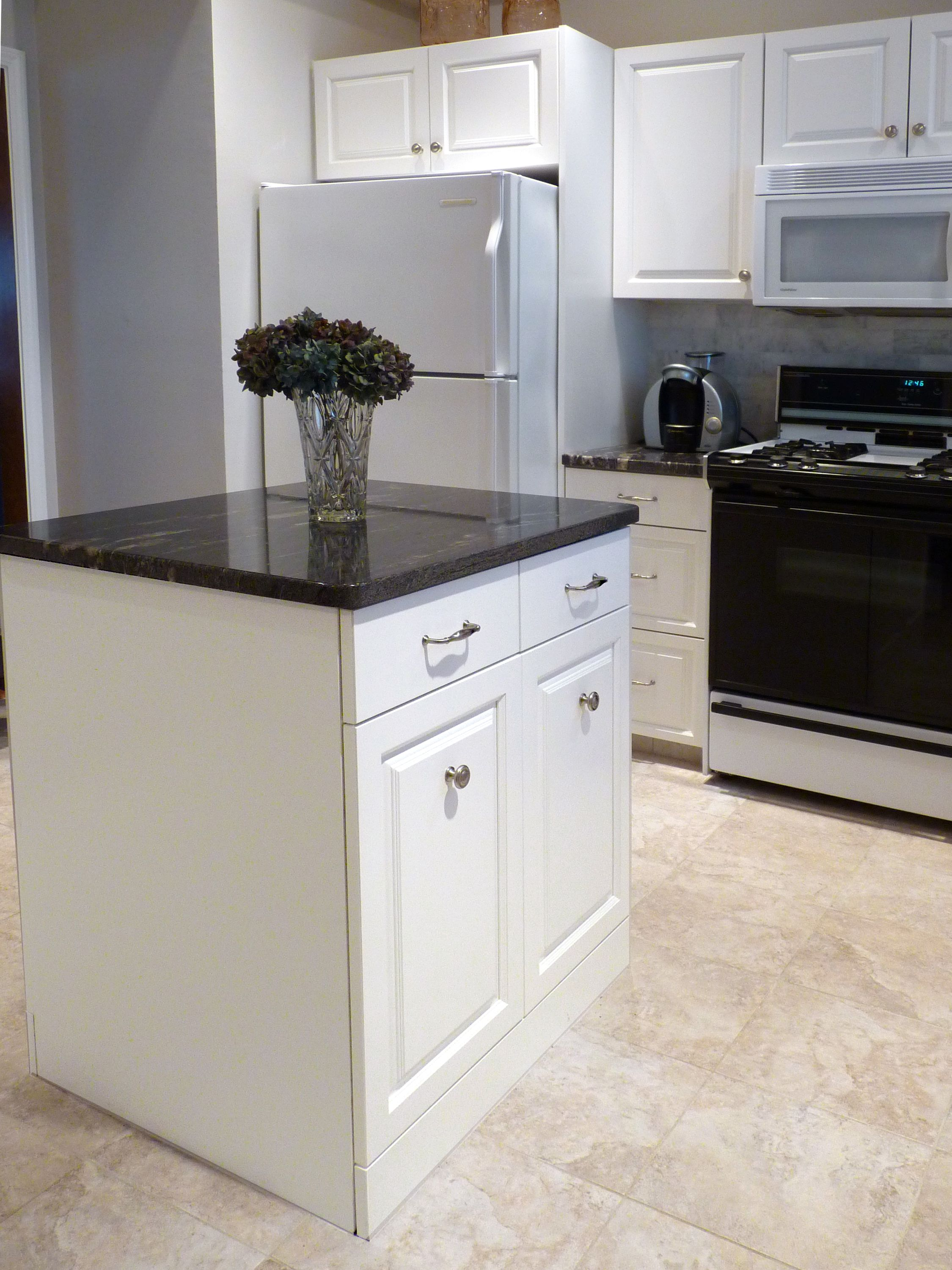 Hand Crafted Custom Kitchen Island by Stuart Home Improvement Llc