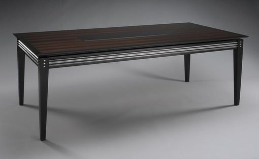 Custom Made Newton Dining Table