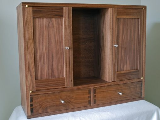 Custom Made Wall Hanging Cabinet