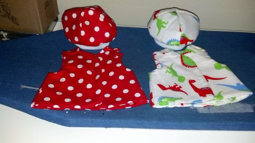 Custom Made Preemie Diaper Shirts And Hats 4-6 Lb