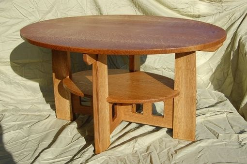 Custom Made Limbert Coffee Table