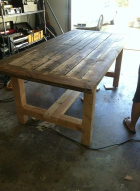 Custom Made Original Farmhouse Table