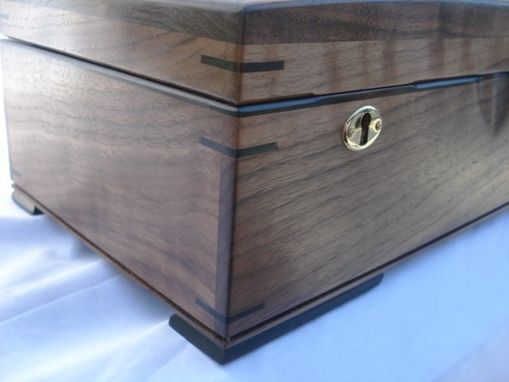 Custom Made Wine Ceremony Case