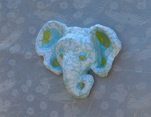 Custom Made Decorative Elephant Mask