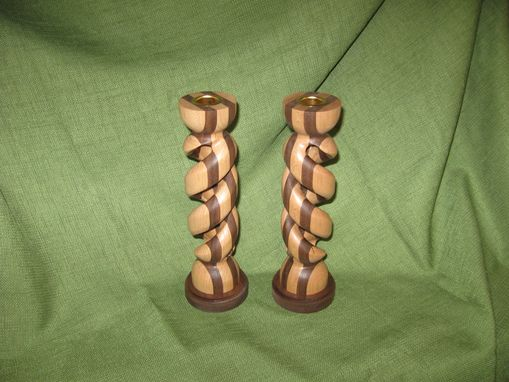 Custom Made Candlestick Holder