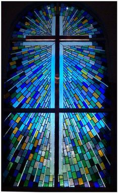 Custom Made Stained Glass Windows For Churches