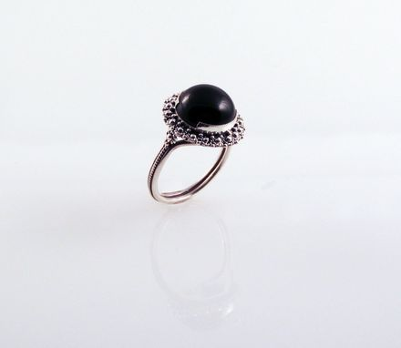 Custom Made Back To Black - Onyx Design Collection