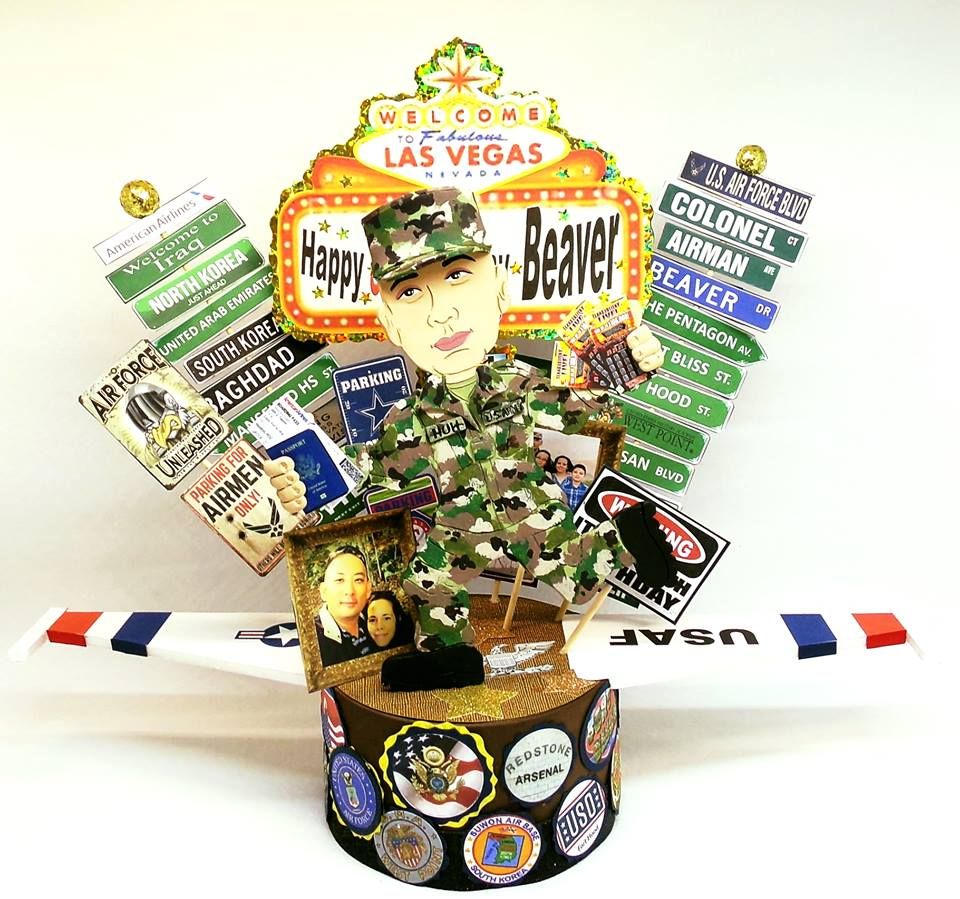 Unique Gifts: Buy A Hand Crafted Military Gifts Air Force, Military