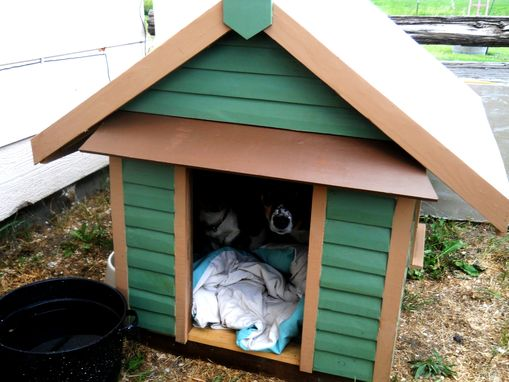 Custom Made The Dog House