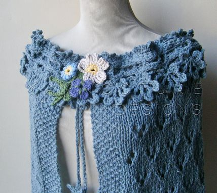 Custom Made The Southern Belle Capelet
