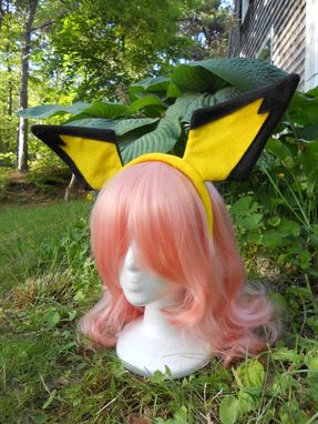 Custom Made Pichu Cosplay Ears