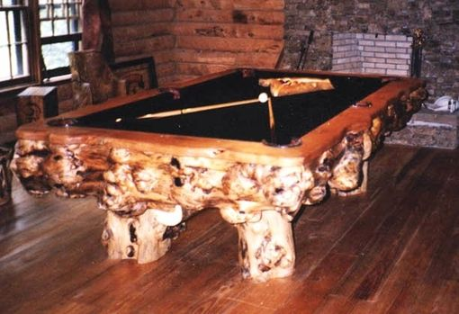 Hand Made Custom Billiard Tables By Roaring Fork Custom