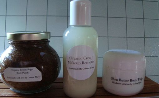 Custom Made Nourishing Skin Care Set