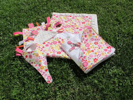 Custom Made Baby Girl Nursery Matching Set