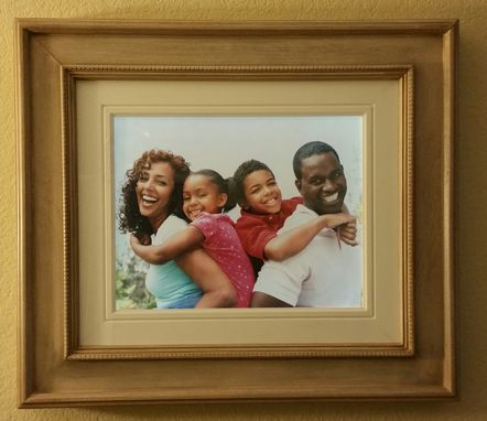 Custom Made 11x14 Backlit Photo Frame