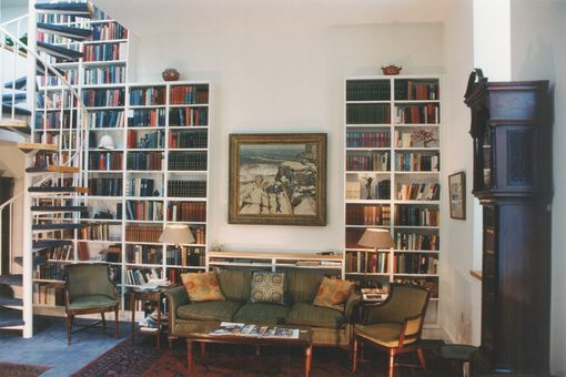 Custom Made Library Bookcases