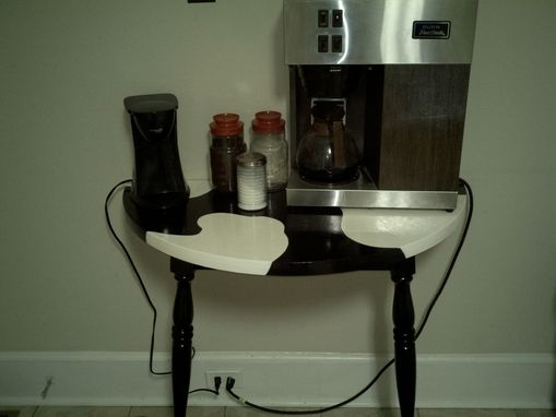 Custom Made Coffe Station