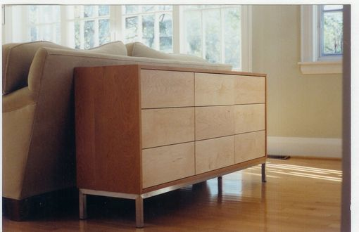 Custom Made Modern Chest Of Drawers