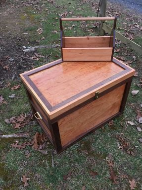 Custom Made Horse Tack Box