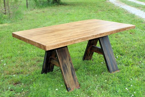 Custom Made Bowling Alley Floor Table