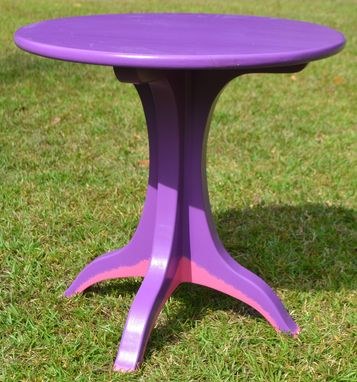 Custom Made Maloof Inspired Sculpted Children's Table
