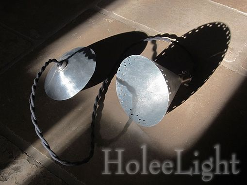 Custom Made Holee Light Hanging Pendant Lighting Fixture
