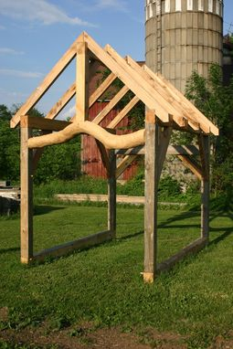 Custom Made Timber Frame Structure