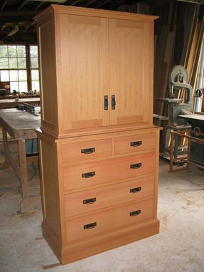 Custom Made Cabinet On Chest