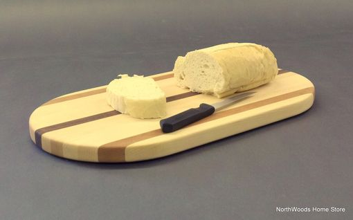 Custom Made Deluxe Wood Bread Board