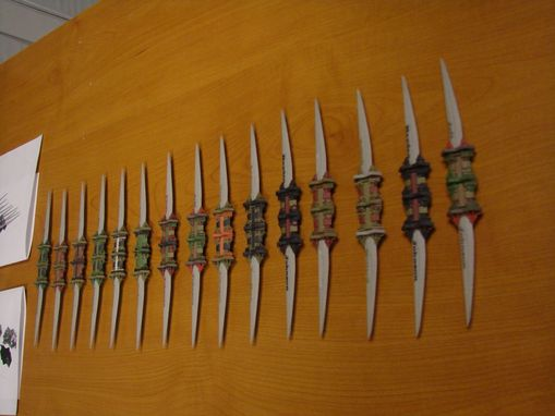 Custom Made Custom Toys- Monogrammed Swords