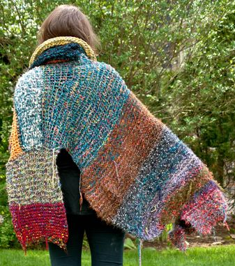 Custom Made Scrappy Shawl