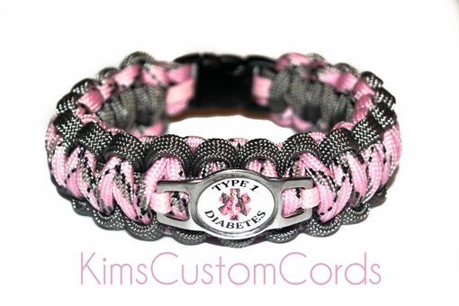 Hand Made Personalized Medical Alert Id Bracelets Made With