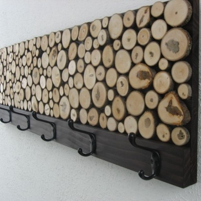 Custom Rustic Wood Coat Rack Towel Rack By Modern Rustic Art LLC Mesmerizing Coat Rack Plans Woodworking Projects