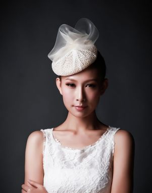 Custom Made Bridal – Lace Beret