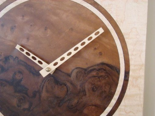 Custom Made Contemporary Wall Clock Wc-23