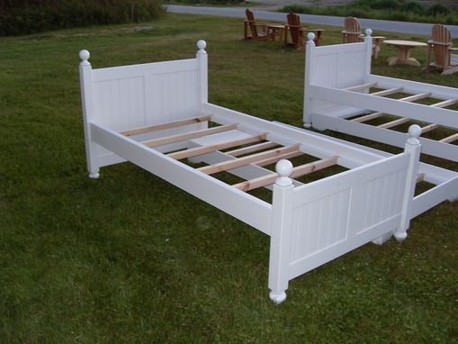 Custom Made Trundle Bed