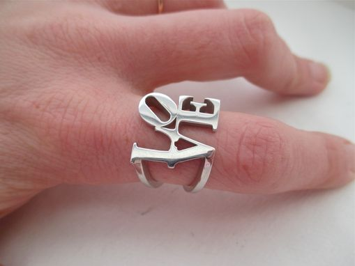 Custom Made Love Ring