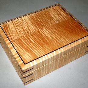 Keepsake Box By Logan Balla