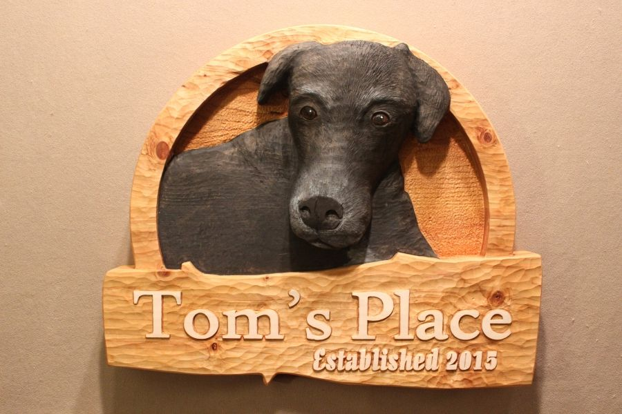 Handmade Dog Signs Pet Signs Cat Signs Dog Memorials