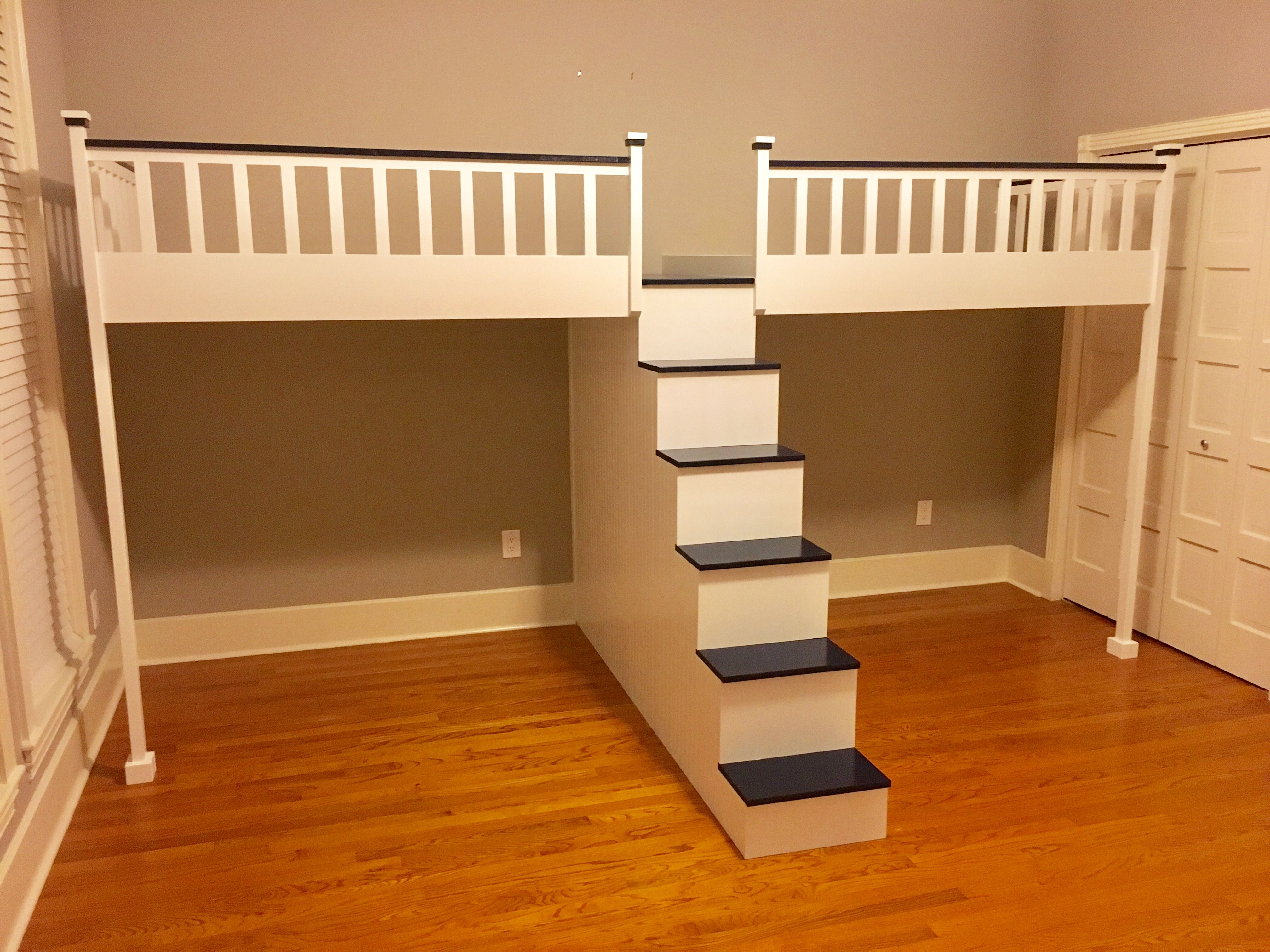 Picture of: Buy Hand Crafted Custom Bunk Beds Made To Order From Edwood Custom Furniture Custommade Com