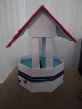 Custom Made Wishing Well Card Holder