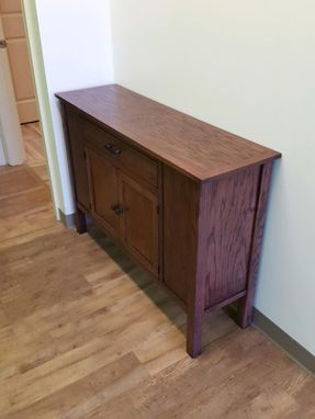 Custom Made Entry/ Office Cabinet