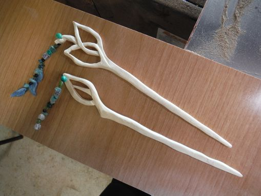 Custom Made Hair Sticks