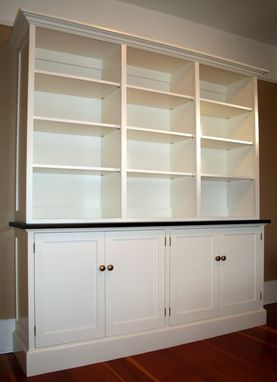 Custom Made Bookcase/Cabinet