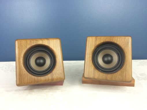 Custom Made Small Computer Speakers